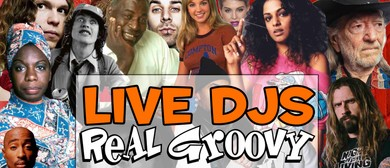 DJs At Real Groovy