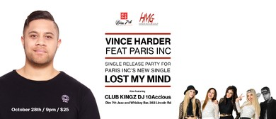 Vince Harder Feat Patis Inc and DJ 10Accious