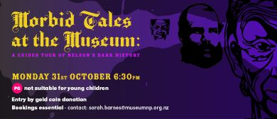 Morbid Tales At the Museum