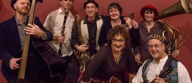 Klezmer Rebs In Concert