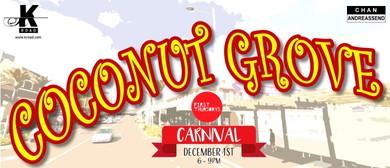 Coconut Grove At First Thursdays Carnival