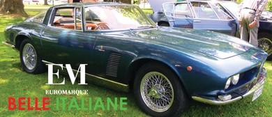 Euromarque Belle Italiane - Classic Italian Car Display
