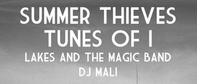 Summer Thieves, Tunes of I & Lakes at the San Fran
