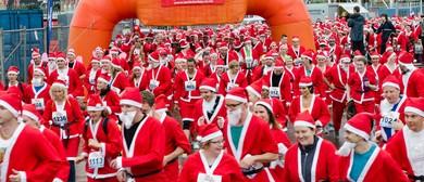 The Great KidsCan Santa Run/Walk - Warkworth