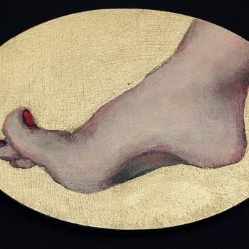 Mary McIntyre: Foot Fetish