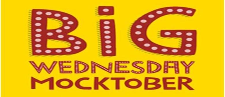 MOCKtober Big Wednesday - Fresh Comedy