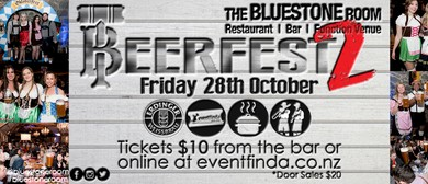 The Bluestone Room Beerfest 2: CANCELLED