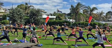 Outdoor Group Fitness Classes Les Mills Bodybalance