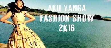 Te Ulu O Te Watu Fashion Show