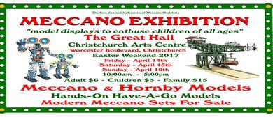 Meccano Exhibition 2017