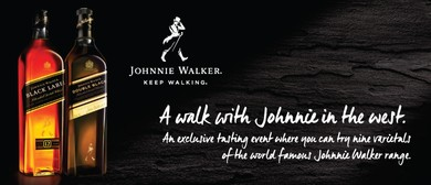 Johnnie Walker Whisky Tasting Evening