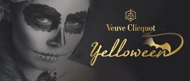 Veuve Clicquot Exclusive Yelloween Party
