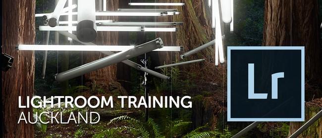 Lightroom Training Course -Auckland
