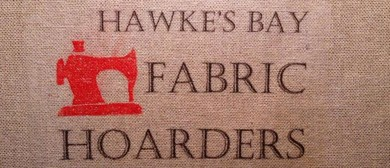 Hawke's Bay Fabric Hoarders Social Sewing Sunday