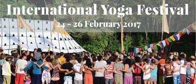 6th Annual International Yoga Festival 2017