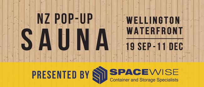 NZ Pop-Up Sauna