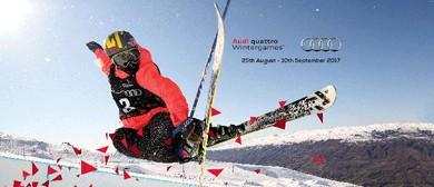 Audi quattro Winter Games NZ