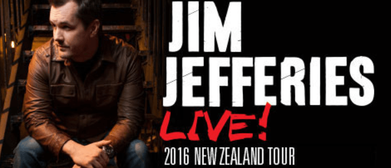 Jim Jefferies: SOLD OUT