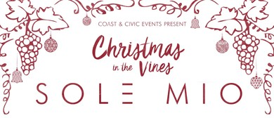 Christmas In the Vines With Sol3 Mio and Guests!