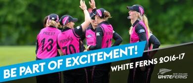 2nd ODI White Ferns vs Australia Women
