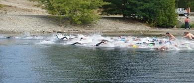 The Gate Lake Dunstan Triathlon