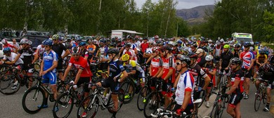 Round Lake Dunstan Cycle Challenge