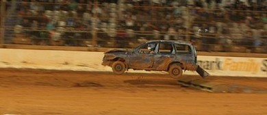 Baypark Speedway Demo Derby & Champ of Champs Sprint Cars