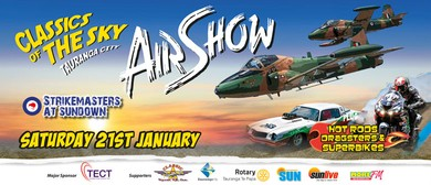 Classics of the Sky - Tauranga City Airshow