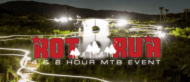 Rotorua8 - 4 & 8 Hour Mountain Bike Event