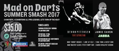 Mad On Darts Summer Smash 2017