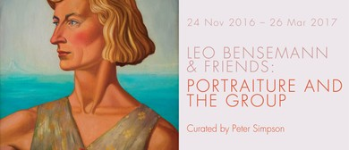 Leo Bensemann & Friends: Portraiture and The Group
