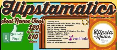 Hipstamatic's Soul Revue Tour 2017
