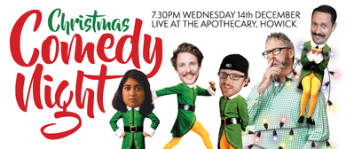 Christmas Comedy Night: SOLD OUT