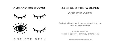 Albi and The Wolves One Eye Open Party With Miller Yule