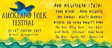 Auckland Folk Festival 2017