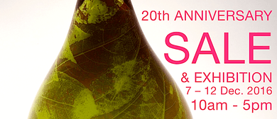 Glass Art Sale and Exhibition