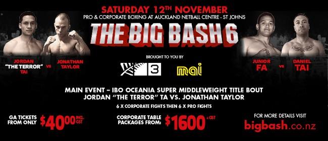 The Big Bash 6