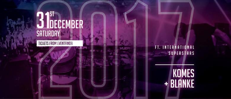 NYE Party / EDM / Komes ft Blanke