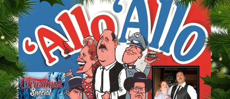 'Allo 'Allo Le Christmas Dinner Show