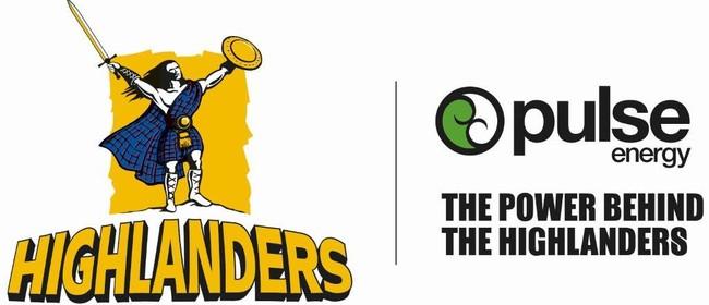 Pulse Energy Highlanders vs BNZ Crusaders
