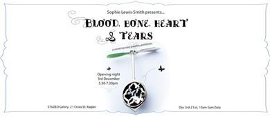 Blood, Bone, Heart and Tears - Jewellery Exhibition