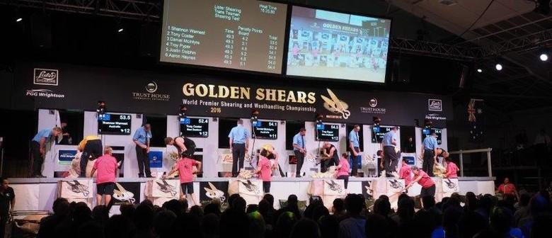 Golden Shears 2017