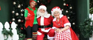 See Santa In Remuera