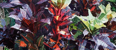 Grafted: Paintings of Contemporary Polynesian Gardens