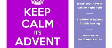 Keep Calm It's Advent