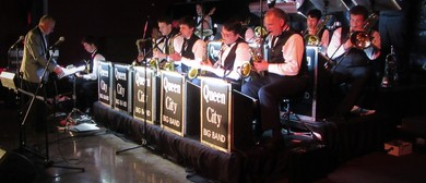 Queen City Big Band Christmas Special
