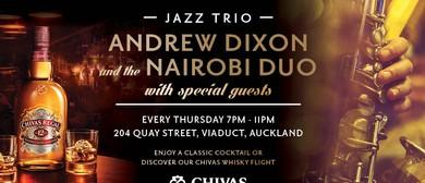 Andrew Dixon and The Nairobi Duo