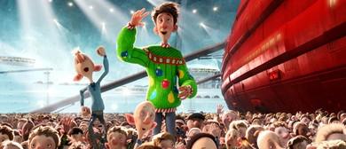 Christmas Movie Night - Arthur Christmas
