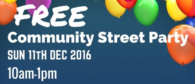 Community Christmas Street Party