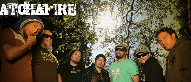 Katchafire - Grass Roots Tour